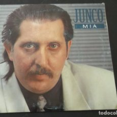 Discos de vinilo: JUNCO SINGLE MIA. Lote 96226455