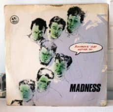 Discos de vinilo: MADNESS. TOMORROW´S JUST ANOTHER DAY. MAXI. Lote 96229011