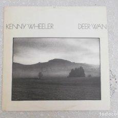 Discos de vinilo: KENNY WHEELER DEER WAN EDIGSA 1979. Lote 96229867