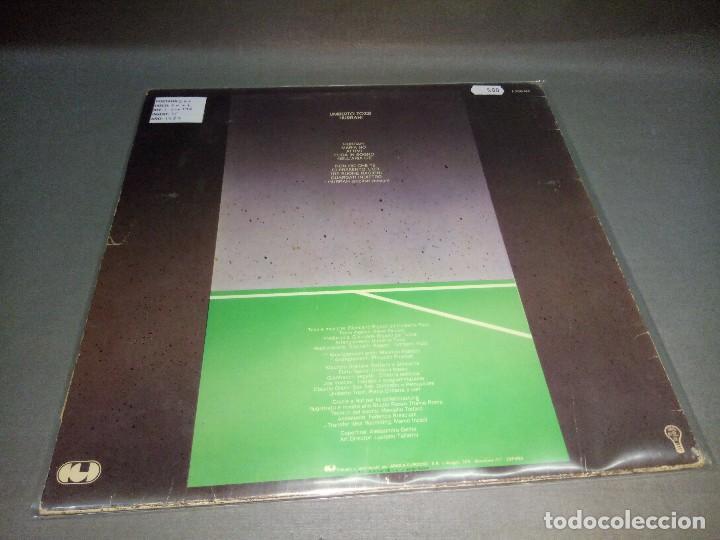 Discos de vinilo: 918- UMBERTO TOZZI - HURRAH DISCO VINILO LP -PORT VG + DISCO VG ++ - Foto 2 - 96233539