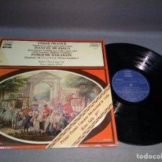 Discos de vinilo: 918- CESAR FRANCK - VINILO LP - PORT VG ++ DISCO VG ++. Lote 96239087