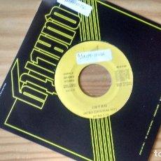 Disques de vinyle: SINGLE (VINILO)-PROMOCION- DE INTRO AÑOS 90. Lote 96250095