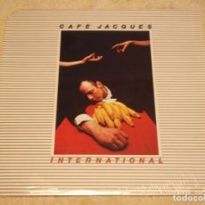 Discos de vinilo: CAFÉ JACQUES ( INTERNATIONAL ) USA - 1978/1979 LP33 COLUMBIA. Lote 96298215