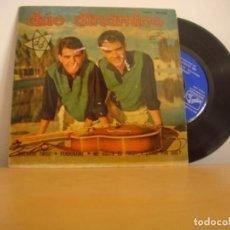 Discos de vinilo: EP - DUO DINAMICO - 1962 - LA VOZ DE SU AMO - 7EPL 13.752 VER DESCRIPCION. Lote 96305595