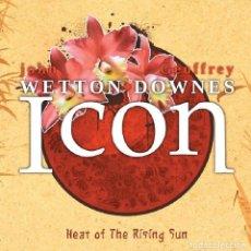 Discos de vinilo: JOHN WETTON & GEOFFREY DOWNES * 2LP * ICON: LTD 1000 COPIAS NUMERADAS* ASIA * BUGGLES * KING CRIMSON. Lote 184475602