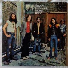 Discos de vinilo: SAVOY BROWN, SAVOY BROWN'S BLUES BAND (DECCA) 2 X LP ESPAÑA - SHAKE DOWN + BLUE MATTER. Lote 97777187