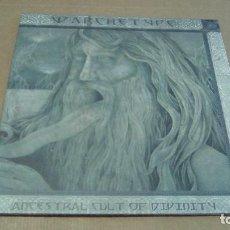 Discos de vinilo: WARCHETYPE - ANCESTRAL CULT OF DIVINITY (LP 2010, ALONE RECORDS AR-032LP) NUEVO. Lote 96365735