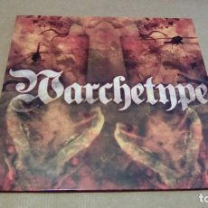 Discos de vinilo: WARCHETYPE - LORD OF THE CAVE WORM (LP 2009, ALONE RECORDS AR-028LP) NUEVO. Lote 96366279