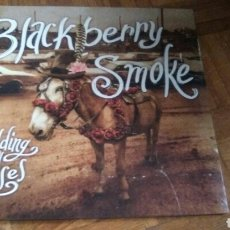 Discos de vinilo: BLACKBERRY SMOKE HOLDING ALL THE ROSES. Lote 96376199