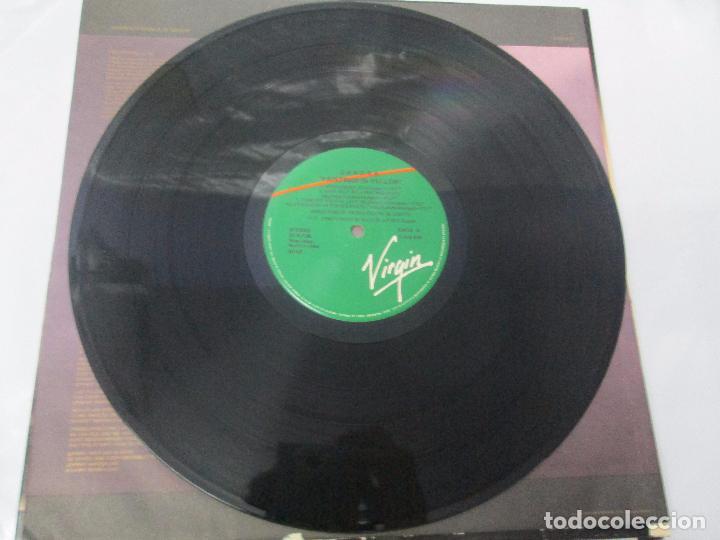 Discos de vinilo: SANDRA: STOP FOR A MINUTE. INTO A SECRET LAND. PAINTINGS IN YELOW. HEAVEN CAN WAIT. 4 LP VINILO - Foto 9 - 96383531