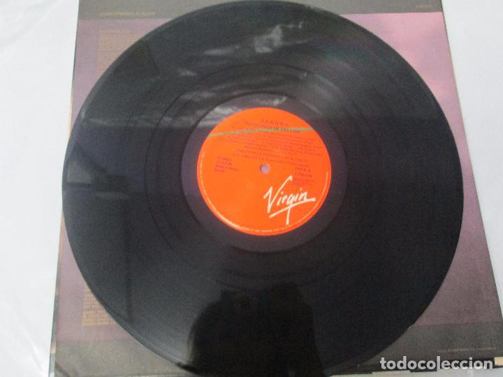 Discos de vinilo: SANDRA: STOP FOR A MINUTE. INTO A SECRET LAND. PAINTINGS IN YELOW. HEAVEN CAN WAIT. 4 LP VINILO - Foto 11 - 96383531