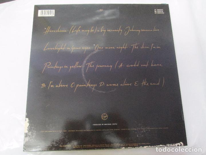 Discos de vinilo: SANDRA: STOP FOR A MINUTE. INTO A SECRET LAND. PAINTINGS IN YELOW. HEAVEN CAN WAIT. 4 LP VINILO - Foto 13 - 96383531