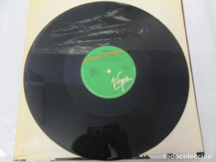 Discos de vinilo: SANDRA: STOP FOR A MINUTE. INTO A SECRET LAND. PAINTINGS IN YELOW. HEAVEN CAN WAIT. 4 LP VINILO - Foto 15 - 96383531