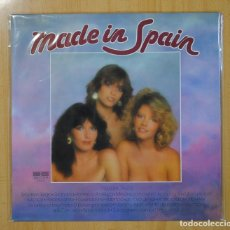Discos de vinilo: MADE IN SPAIN - MADE IN SPAIN - LP. Lote 96383744