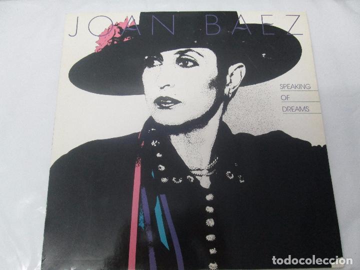 Discos de vinilo: JOAN BAEZ. RECENTLY. SPEAKING OF DREAMS. GRANDES EXITOS Y OTROS. 3 LP VINILO. VER FOTOS - Foto 9 - 96384639
