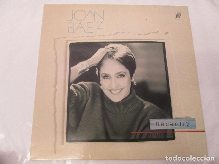 Discos de vinilo: JOAN BAEZ. RECENTLY. SPEAKING OF DREAMS. GRANDES EXITOS Y OTROS. 3 LP VINILO. VER FOTOS - Foto 15 - 96384639