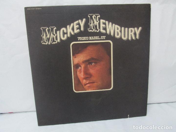 MICKEY NEEWBURY. FRISCO MABEL JOY. ELEKTRA 1971. VER FOTOGRAFIAS ADJUNTAS (Música - Discos - Singles Vinilo - Country y Folk)