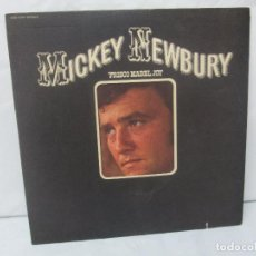 Discos de vinilo: MICKEY NEEWBURY. FRISCO MABEL JOY. ELEKTRA 1971. VER FOTOGRAFIAS ADJUNTAS. Lote 96387503