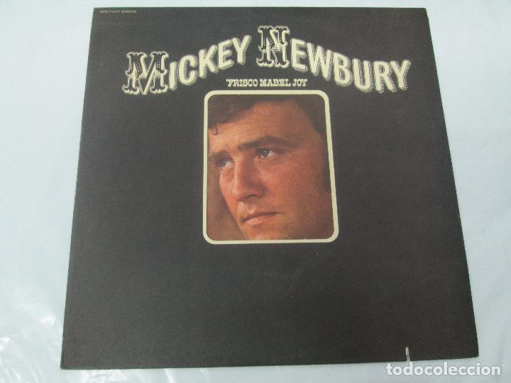 Discos de vinilo: MICKEY NEEWBURY. FRISCO MABEL JOY. ELEKTRA 1971. VER FOTOGRAFIAS ADJUNTAS - Foto 2 - 96387503