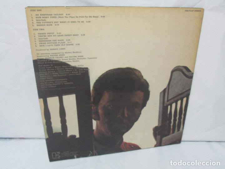Discos de vinilo: MICKEY NEEWBURY. FRISCO MABEL JOY. ELEKTRA 1971. VER FOTOGRAFIAS ADJUNTAS - Foto 9 - 96387503