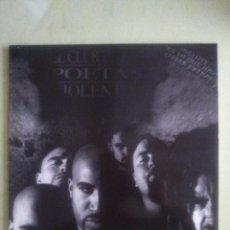 Disques de vinyle: MAXI ORIGINAL CLUB DE LOS POETAS VIOLENTOS. Y AHORA KE, EH.. Lote 96391707