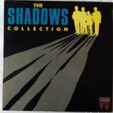 Discos de vinilo: SHADOWS, THE - COLLECTION (EMI) 2 X LP ESPAÑA. Lote 96410811