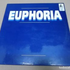 Discos de vinilo: EUPHORIA (MX) THE BOY WITH THE THORN IN HIS SIDE +3 TRACKS AÑO 1994. Lote 96433291
