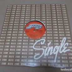 Discos de vinilo: ERROL DUNKLEY (MX) SIT DOWN AND CRY +1 TRACK AÑO 1980 – EDICION U.K.. Lote 96434203