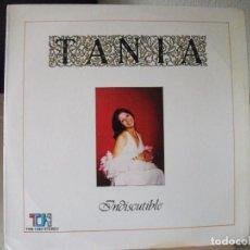 Discos de vinilo: LP DE TANIA, INDISCUTIBLE (AÑO 1980, EDICIÓN VENEZOLANA, THS-1260 STEREO). Lote 96442463