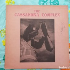 Discos de vinilo: THE CASSANDRA COMPLEX / MOSCOW, IDAHO. Lote 96445251