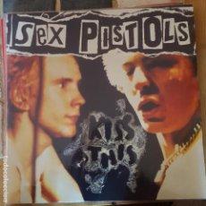 Disques de vinyle: SEX PISTOLS / KISS THIS (2XLP). Lote 96445935
