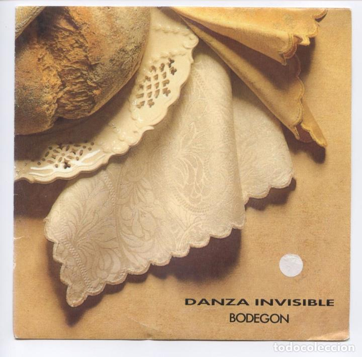 Discos de vinilo: DANZA INVISIBLE_BODEGON_7 SPAIN SINGLE_1991 COMO NUEVO!! - Foto 1 - 96451639