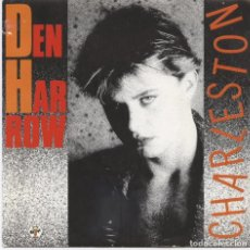 Discos de vinilo: DEN HARROW_CHARLESTON_MAKE ENDS MEET_7 SPAIN SINGLE PROMO WHITE LABEL_1986 COMO NUEVO!!!. Lote 96452775