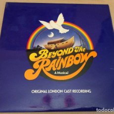 Discos de vinilo: BEYOND THE RAINBOW. A MUSICAL. MCA RECORDS. 1978. ED UK.. Lote 96453463
