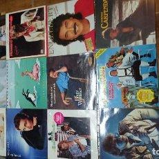 Discos de vinilo: LOTE DE 12 DISCOS DE VINILO ALEMANES.. Lote 96453783
