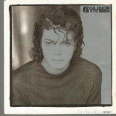 Dischi in vinile: MICHAEL JACKSON SINGLE SELLO EPIC AÑO 1988 EDITADO EN HOLANDA . Lote 96455579