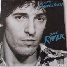 Discos de vinilo: BRUCE SPRINGSTEEN - THE RIVER. Lote 96461435