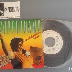 Discos de vinilo: SUPERTRAMP – ESCANDALOSAMENTE BUENO EP A&M RECORDS. Lote 96476247
