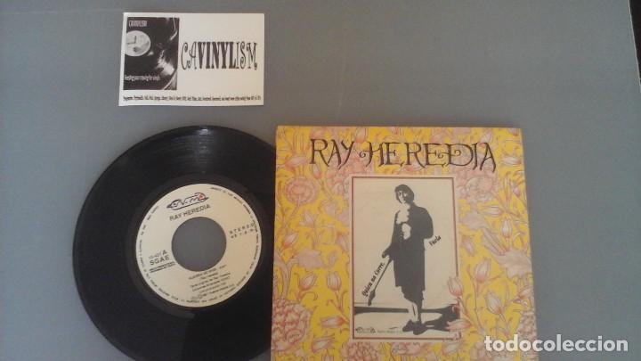 Discos de vinilo: Ray Heredia ?– Alegría De Vivir / Quien No Corre Vuela Single Nuevos Medios ?– 10-437 - Foto 2 - 96477523