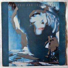 Discos de vinilo: SIOUXSIE AND THE BANSHEES, PEEPSHOW (POLYDOR) LP ESPAÑA - ENCARTE. Lote 96480331