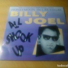 Disques de vinyle: BILLY JOEL - ALL SHOOK UP (BSO HONEYMOON IN LAS VEGAS) PROMO 1 TEMA. Lote 96481791