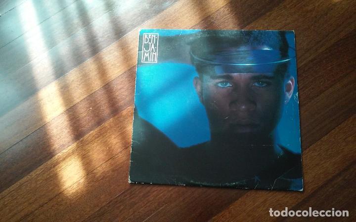 BENJAMIN-UP & DOWN.LP (Música - Discos de Vinilo - Maxi Singles - Disco y Dance)