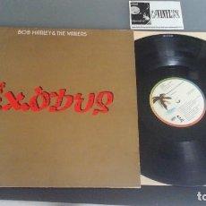 Discos de vinilo: BOB MARLEY & THE WAILERS ?– EXODUS LP: ISLAND RECORDS ?– 28475-H. Lote 96496555