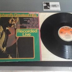 Discos de vinilo: LITTLE RICHARD ?– LITTLE RICHARD'S GREATEST HITS RECORDED LP LABEL: CBS ?– EMB 31065 EDICIÓN ITALIA. Lote 96497643