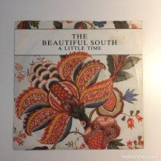 Discos de vinilo: THE BEAUTIFUL SOUTH - A LITTLE TIME. Lote 96507044