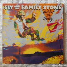 Discos de vinilo: SLY AND THE FAMILY STONE, AIN'T BUT THE ONE WAY (WEA) LP ALEMANIA. Lote 96524531