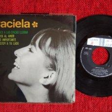 Discos de vinilo: GRACIELA EP Y VOLVAMOS AL AMOR. Lote 96528003