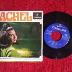 Discos de vinilo: RACHEL + EP SOR YEYÉ. Lote 96528507