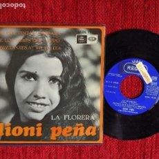 Discos de vinilo: DIONI PEÑA EP LA FLORERA +PROMO. Lote 96528679