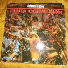 Discos de vinilo: PLUTA CONNEXION. COMMUNICATION. ROCKTOPUS, EDICION ALEMANA 1982. Lote 96538139